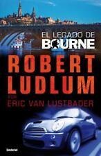 El legado de Bourne (Spanish Edition)-ExLibrary