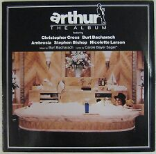 Arthur 33 Tours Christopher Cross Burt Bacharach Liza Minnelli 1981