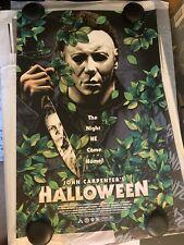 Halloween Art Print Movie Poster VARIANT Anthony Petrie Mondo Horror XX/100