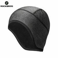 ROCKBROS Winter Sports Thermal Hat Cycling Headgear Bike Windproof Cap 4 Styles