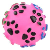 Hund Haustier Training Spiel Spielzeug Ball N6B3