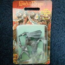 1985 Undead ME64 Black Rider Ringwraith V1 Pre Slotta Lord of the Rings LOTR MIB