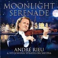 """ANDRE RIEU """"MOONLIGHT SERENADE"""" CD+DVD NEU"""