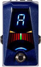 Stimmgerät Stimmpedal Korg Pitchblack Advance DJ Equipment Musik Sparkle Blau