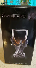 Game of Thrones Dragon Claw Goblet HBO Official Replica ThinkGeek