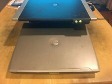 Dell Latitude D610 Laptop Windows 7 with PA-10 Port Replicator & Monitor Stand