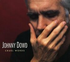 Johnny Dowd - Cruel Words - Johnny Dowd CD OCVG The Cheap Fast Free Post The