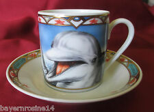 Hutschenreuther Porzellan - Themen des Monats - Februar, Knobl - Espressotasse