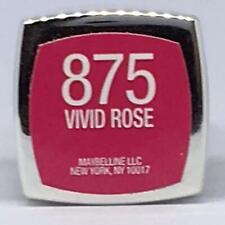 Maybelline Color Sensational Lipstick 876 vivid rose