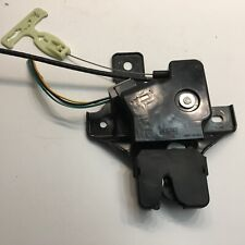 2007 2008 2009 Ford Fusion Lincoln MKZ Trunk Latch Tailgate Lock OEM