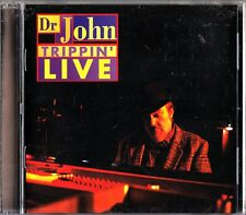 Dr John: Trippin' Live -First Official Live Recording CD (Blues Piano)