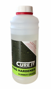 Cure It | Roofing Hardener | Summer Grade | Flat Roofing | GRP Roofing | 1 KG