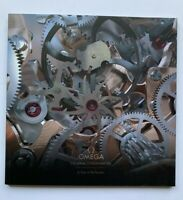 OMEGA CO-AXIAL Chronometer 2013 Promo Catalogue - 2013 - RARE/OUT OF PRINT