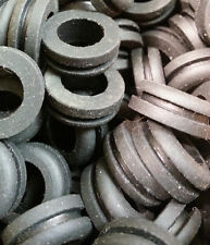 #224 / Pack Of 15 Rubber Grommets A=5/8, B=3/8, C=1/4, D=1/16, E=1/2 in.
