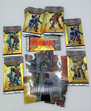 Gormiti Action Cards 25 Packs Promotional Panini Card Many Double