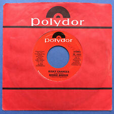 Bionic Boogie – Risky Changes / Big West - Polydor PD-14450 Ex Condition