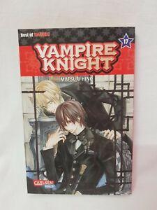 Vampire Knight Manga Band 17