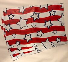 (10) STARS & STRIPES 10 x 13 Poly Mailers Self Sealing Envelopes Bags Color