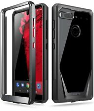 Poetic Guardian【Scratch Resistant Back】Case For Essential Phone PH-1 Black