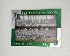 2016 Elite Field Vision Green #FVAL Andrew Luck
