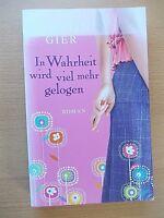 IN WAHRHEIT WIRD VIEL MEHR GELOGEN  von Kerstin Gier (2009, Taschenbuch)