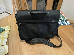 Tumi Briefcase and Laptop Bag Complete With Interior Accessories