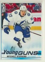 2019-20 Upper Deck UPDATE Young Guns 524 Mitchell Stephens Tampa Bay Lightning