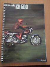 Kawasaki KH500 H1 Triple  Parts Manual