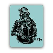 Elite Apocalyptic Solider Gaming Mouse Pads