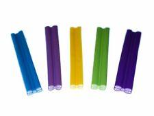 5x Nailart Fimostangen Schleifen bunt Polymer Canes Schleife Miniblings