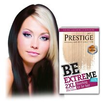 Vip's Prestige BeExtreme 2XL Bleaching Kit Lightenes Up To 7 Shades Natural Oils