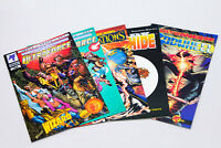 Wizard Mini Comic Book Lot | Ultraforce 0A  0B | Godwheel | Revelations FREE S&H