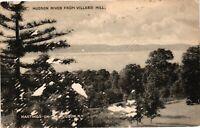 Vintage Postcard - Posted 1945 Hudson River From Villard New York NY #3322