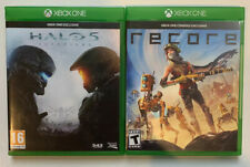 Xbox One Halo And Recore