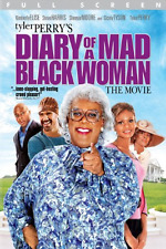 Diary of a Mad Black Woman (Full Screen Edition) [DVD, NEW] FREE SHIPPING