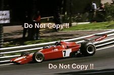 Jacky Ickx Ferrari 312 B3 Spanish Grand Prix 1973 Photograph 3