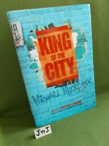 MICHAEL MOORCOCK THE KING OF THE CITY FIRST UK EDITION HARDBACK 2000