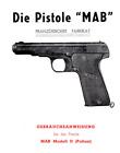 email copy MAB Model D 7,65 manual, original Bedienungsanleitung, german -Kopie-