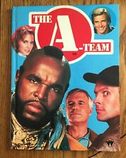 The A-Team Annual UK 1984 HB with glazed pictorial boards (as published)
