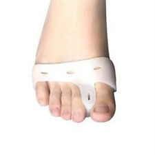Soft Silicone Toe Separator Hallux Valgus Corrector Bunion Protector Practical
