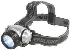 Mercury 410.336 1W Ultra Brillante Simple LED Linterna De Cabeza Resistente Al