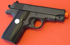 Zinc Alloy Body & Slide Airsoft Spring Pistol G2 Shoot Strong up to 240 FPS
