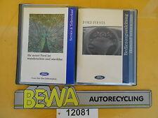 Bedienungsanleitung     Ford Fiesta IV JBS       Bj.96    Nr.12081/E