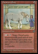 PONY DEI NANI - DWARVEN PONY Magic HML Mint