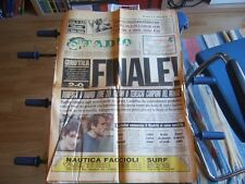 CORRIERE DELLO SPORT/STADIO=1982 ITALIA-POLONIA 2-0=FINALE !=N° 142 DEL 9/7/1982
