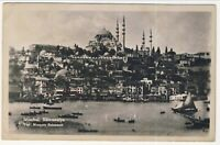 Postcard Turkey Austria 1953 Austrian censorship