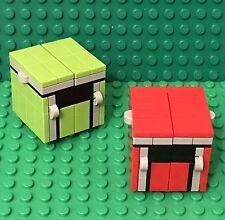 Lego X2 New Fidget Infinity Magic Folding Cube / Custom MOC Handheld Play Toy