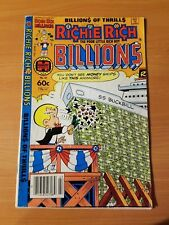 Richie Rich Billions #47 ~ Very Good Vg ~ (1982, Harvey Comics)