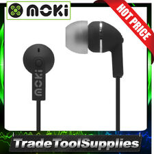 Moki Earphones Dots Noise Isolation 118dB 45° BLACK  ACC-HPDOTK
