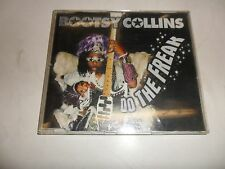 CD  Bootsy Collins Feat.  Da Lesson  ‎– Do The Freak